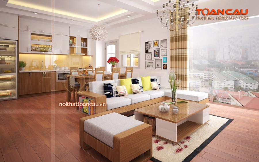 Hướng dẫn thiết kế nội thất chung cư ĐƠN GIẢN và TIẾT KIỆM chi phí