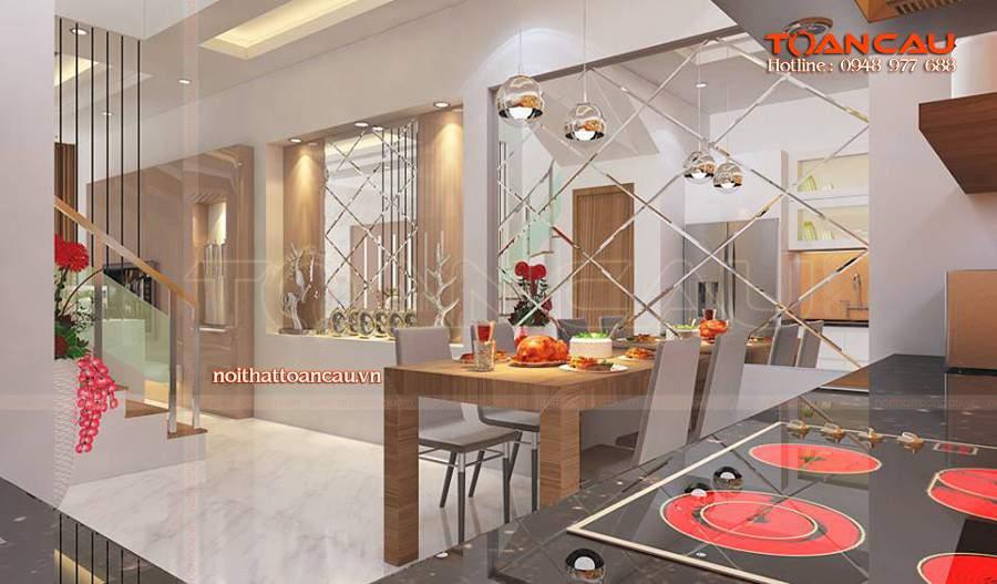 Những lưu ý khi thiết kế nội thất chung cư theo phong cách hiện đại