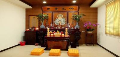 Bàn thờ Phật nên đặt hướng nào sẽ đem lại may mắn cho gia chủ