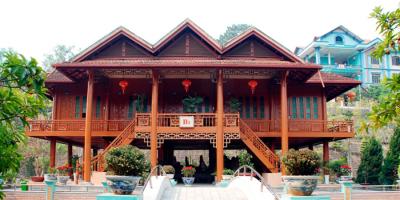 Nhà sàn gỗ lim - Kiến trúc nhà ở độc đáo của người Việt