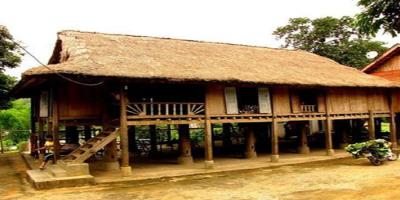 Mẫu thiết kế nhà sàn độc đáo theo kiến trúc của người Mường