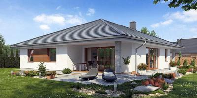 Nhà vườn sinh thái với thiết kế đơn giản mang lại sự tinh tế cho ngôi nhà