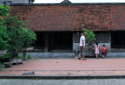 Căn nhà gỗ lim 300 năm - Công trình kiến trúc tiêu biểu của vùng Kinh Bắc