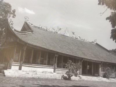 Đình làng lỗ hạnh - Hiệp Hòa -  Bắc Giang