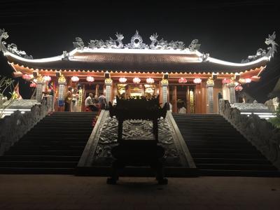 Hoàn thành công trình Đình Sen - Ninh Bình kỷ niệm 710 năm Phật Hoàng Trần Nhân Tông nhập niết bàn