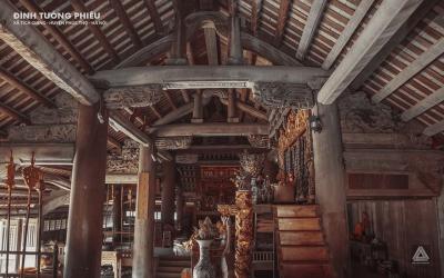 Đình Tường Phiêu – Một chứng tích kiến trúc nghệ thuật đỉnh cao thế kỷ 17
