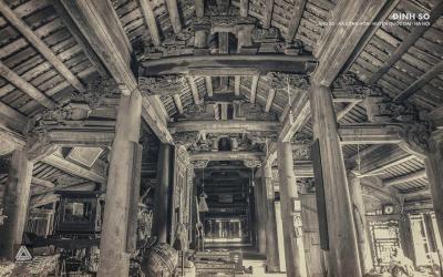 Khái quát về các cấu kiện trong kiến trúc cổ Việt Nam