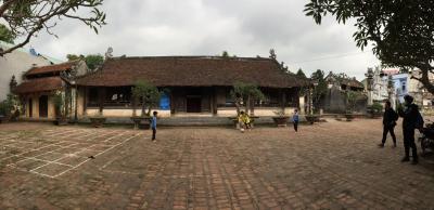 Đình Hùng Lô là quần thể di tích có giá trị văn hóa, lịch sử nổi bật trên vùng Đất Tổ, niên đại khoảng hơn 300 năm