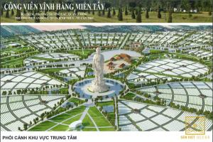 Dự án xây dựng công viên Vĩnh Hằng Miền Tây