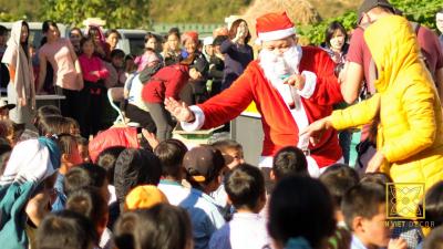 Sen Việt Decor - Mùa giáng sinh trên bản Tà Mung